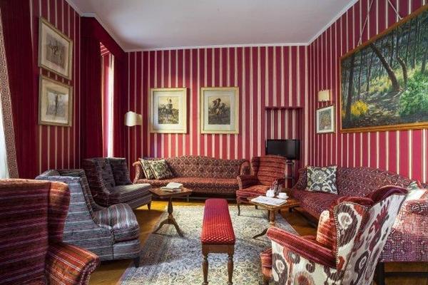 Room Mate Isabella - Φλωρεντία - Σαλόνι