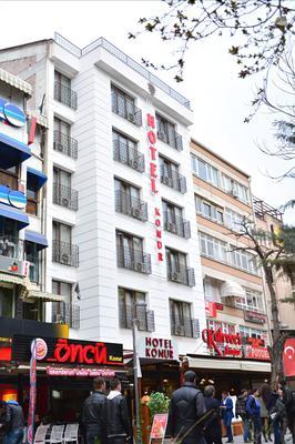 Konur Hotel - Ankara - Building
