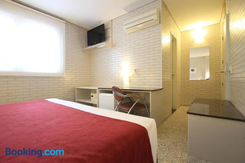 Hotel Confiance Batel - Curitiba - Κρεβατοκάμαρα