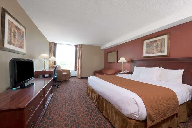 Ramada by Wyndham Niagara Falls/Fallsview - Niagara Falls - Camera da letto