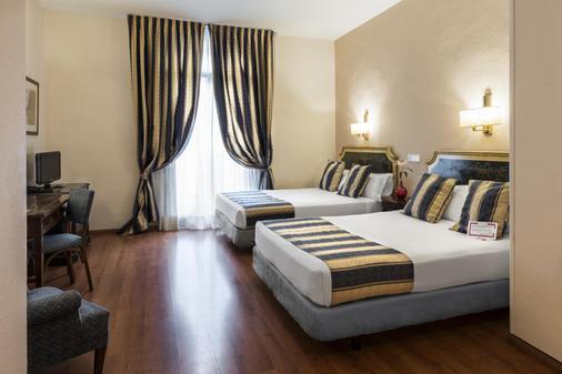 Oriente Atiram - Barcelona - Phòng ngủ
