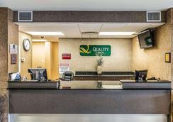 Quality Inn - Ottawa - Lobby