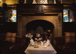 Holdsworth House - Halifax - Restaurant