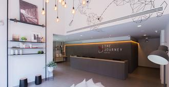 The Journey Hotel - בנגקוק - דלפק קבלה