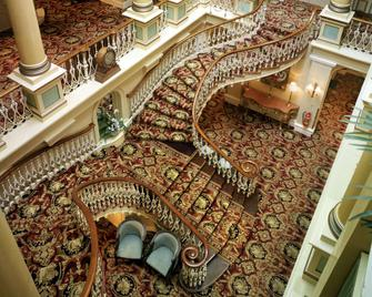 The Royal Hotel - Scarborough - Stairs