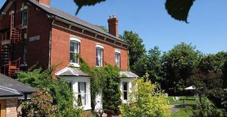 Hopbine House - Херефорде - Здание