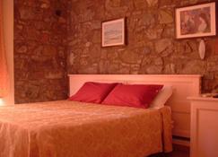 Locanda Il Gallo - Greve in Chianti - Schlafzimmer