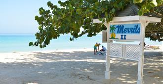 Merril's Beach Resort II - נגריל - בניין