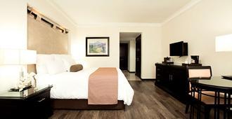 Grand Tikal Futura Hotel - Guatemala City - Bedroom