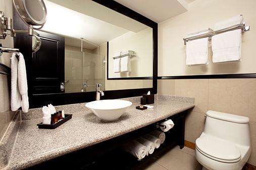 Grand Tikal Futura Hotel - Ciudad de Guatemala - Bathroom