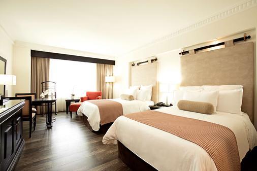 グランド チカル フューテュラ ホテル - グアテマラ - 寝室