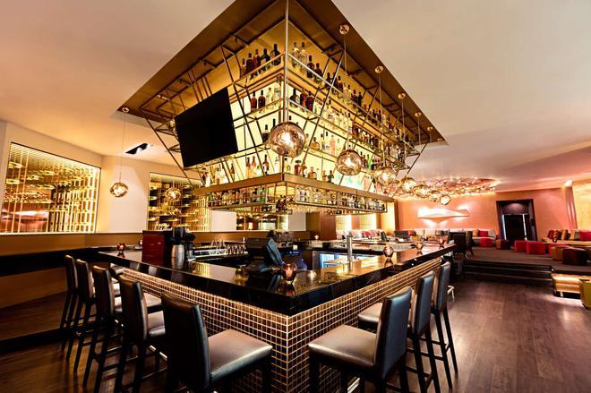 Grand Tikal Futura Hotel - Guatemala City - Bar
