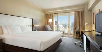 Hilton San Francisco Union Square - Сан-Франциско - Спальня