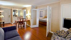 ホテル パレス ロイヤル - ケベック・シティ - リビングルーム
