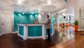 Hotel Indigo Houston at the Galleria - Houston - Front desk
