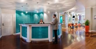 Hotel Indigo Houston at the Galleria - יוסטון - דלפק קבלה