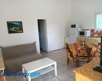 Appartement Gerezitenia - Itxassou - Wohnzimmer