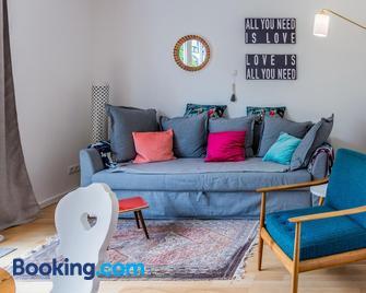 Anna's Siedlungshäusle - Herrenberg - Living room