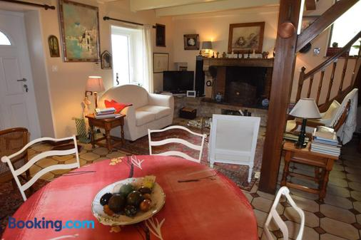 Chambres d'Hôtes l'Esterlanges - Chantonnay - Dining room