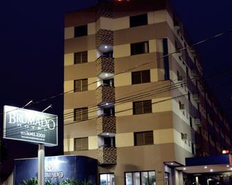 Brumado Hotel - Campo Grande - Building