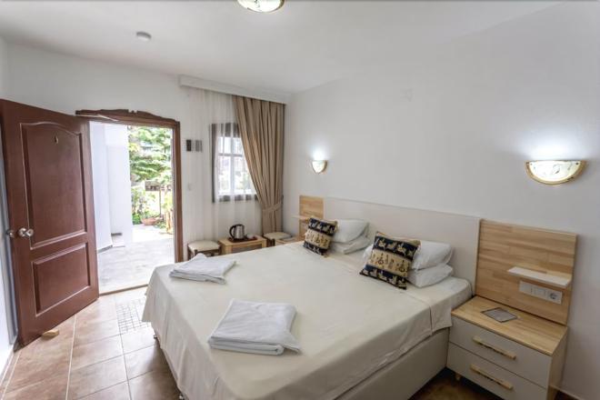 Dalyan Garden Pension - Dalyan (Mugla) - Bedroom