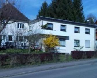 Hôtel Restaurant Baumgartner - Rheinfelden - Building