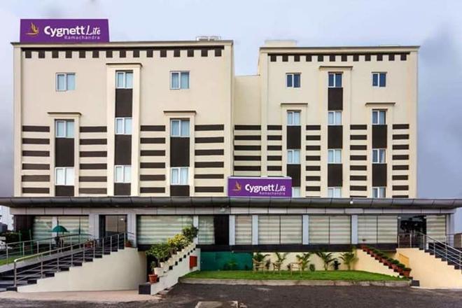 Cygnett Lite Ramachandra - Visakhapatnam - Building