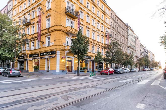 費尼切住宅酒店 - 布拉格 - 布拉格 - 建築