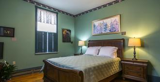 Allegheny Trail House - Frostburg - Bedroom
