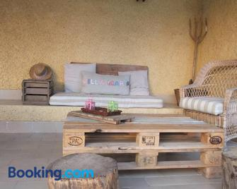 Villa María - Yecla - Living room