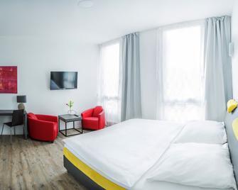 Markthotel Jena - Єна - Bedroom