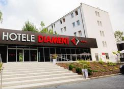 Hotel Diament Zabrze - Gliwice - Zabrze - Gebouw