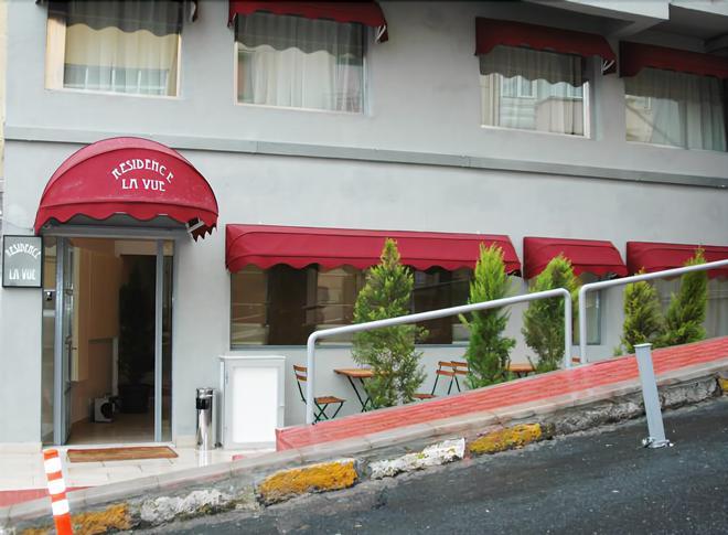 Residence Le Reve - Κωνσταντινούπολη - Κτίριο