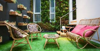 Internacional Design hotel - Lissabon - Innenhof