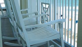 貝斯特韋斯特大東街套房酒店 - 麥爾托海灘 - 美特爾海灘 - 浴室