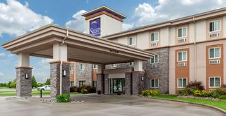 Sleep Inn and Suites Grand Forks Alerus Center - Grand Forks