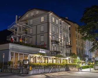 Hotel Ristorante Eurossola - Domodossola - Будівля