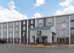 Quality Inn and Suites Lafayette I-65 - Lafayette - Building
