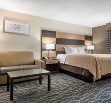 Quality Inn and Suites Lafayette I-65