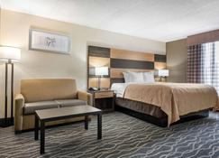 Quality Inn and Suites Lafayette I-65 - Lafayette - Chambre
