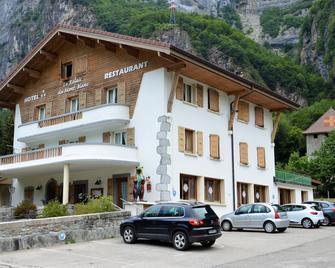 Hôtel Restaurant Le Relais Du Mont-Blanc - Skigebiet Flaine - Gebäude