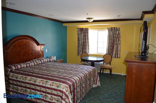 Cloud 9 Inn LAX - Inglewood - Bedroom