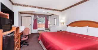 Travelodge by Wyndham Chattanooga/Hamilton Place - שאטאנוגה - חדר שינה