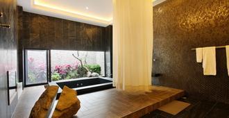 Mulan Motel Taichung - Taichung - Makuuhuone