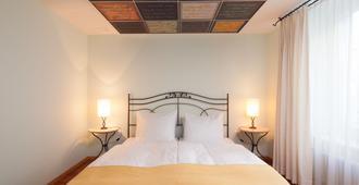 Altstadt Hotel - Zurich - Bedroom