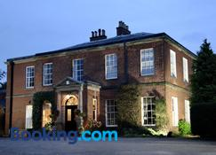 Dovecliff Hall Hotel - Burton-on-Trent - Κτίριο