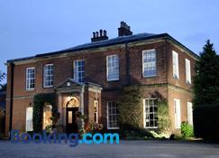 Dovecliff Hall Hotel - Burton-on-Trent - Building