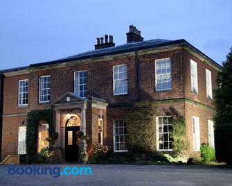 Dovecliff Hall Hotel - Burton upon Trent - Building