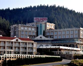 Lidya Sardes Hotel Thermal & Spa - Salihli - Venkovní prostory