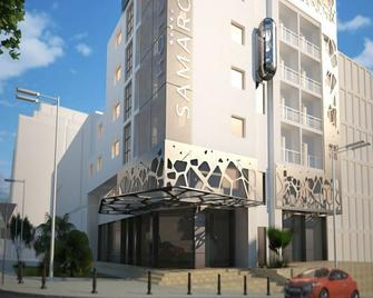 Samarons Hotels - Tunis - Building